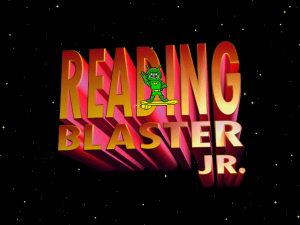 Reading Blaster Junior 0