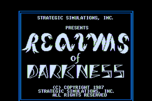 Realms of Darkness 0