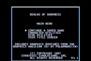 Realms of Darkness 2