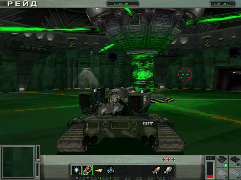 تحميل لعبة الدبابات القديمة Recoil