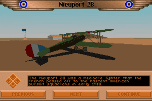 Red Baron: Mission Builder 9