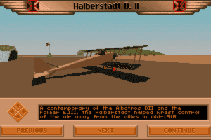 Red Baron: Mission Builder 1