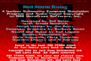 Red Storm Rising 1