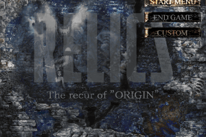 Relics: The Recur of Origin 0