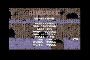 Renegade III: The Final Chapter 1