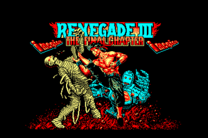 Renegade III: The Final Chapter 0