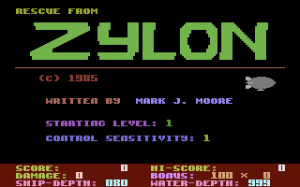 Rescue From Zylon 0