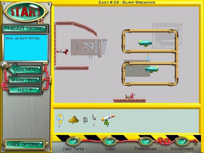 Return of the Incredible Machine Contraptions for ...
