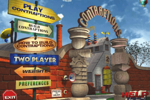 Return of the Incredible Machine: Contraptions abandonware