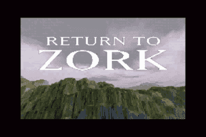 Return to Zork 1