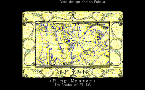 Ring Master I: The Shadow of Filias 0