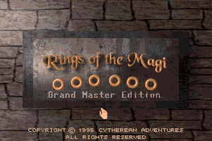 Rings of the Magi: Grand Master Edition 2