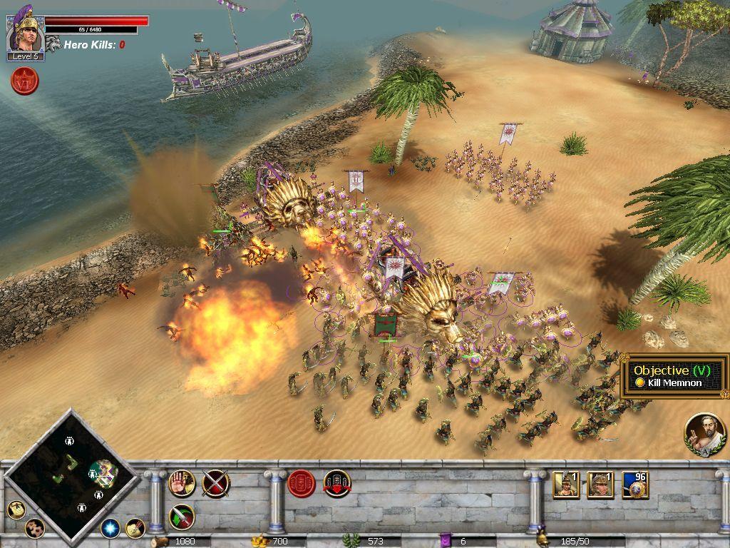 Rise and Fall Civilizations at War