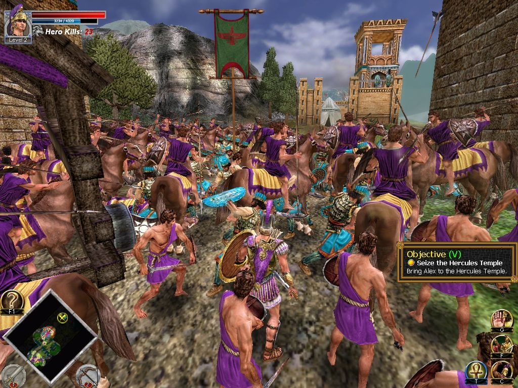 Download Rise & Fall: Civilizations at War (Windows) - My
