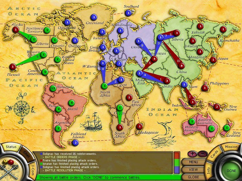 The Best PC Version of Risk Ever Created