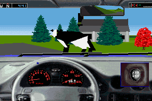 Road & Car: Test Drive III - The Passion: Add-On Disk #1 abandonware