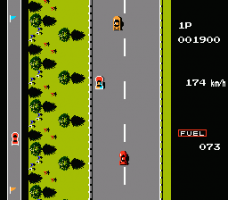 Road Fighter 1