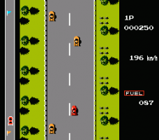 Road Fighter 2