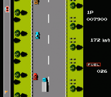 Road Fighter 3