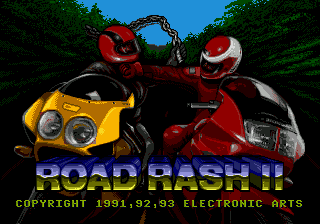 Road Rash II 0