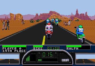 Road Rash II 9
