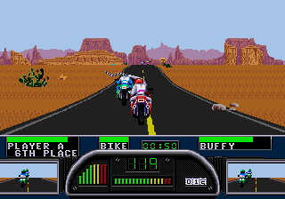 Road Rash II 10