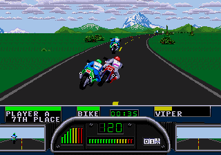 Road Rash II 14