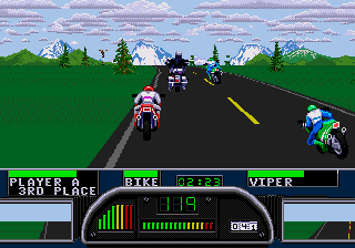 Road Rash II 15