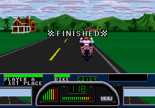 Road Rash II 18