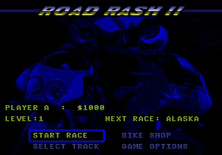 Road Rash II 1
