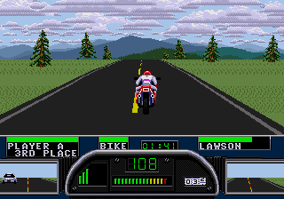 Road Rash II 3