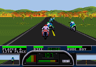 Road Rash II 4