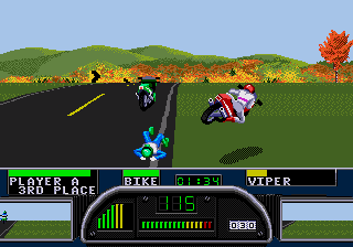 Road Rash II 5