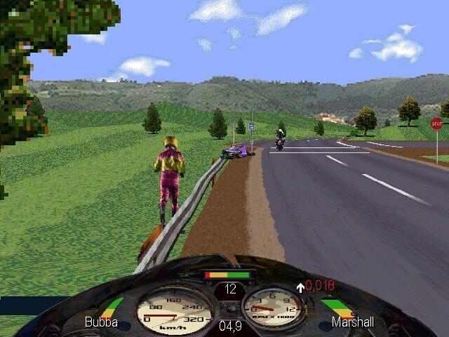Road rash bike racing game free download full version pc | road.