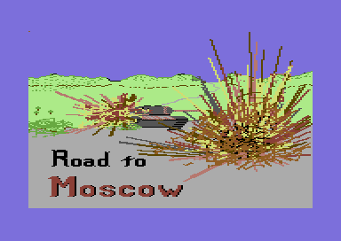 Road to Moscow 1