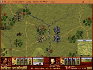 Robert E. Lee: Civil War General abandonware