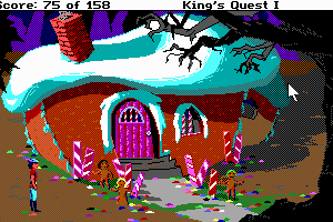 Roberta Williams' King's Quest I: Quest for the Crown 9