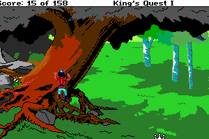 Roberta Williams' King's Quest I: Quest for the Crown 13