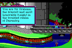 Roberta Williams' King's Quest I: Quest for the Crown 1