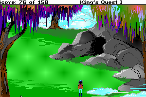 Roberta Williams' King's Quest I: Quest for the Crown 23