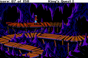 Roberta Williams' King's Quest I: Quest for the Crown 24