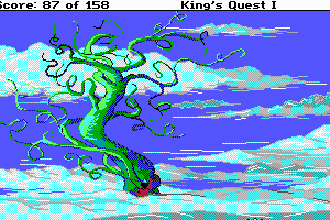Roberta Williams' King's Quest I: Quest for the Crown 25