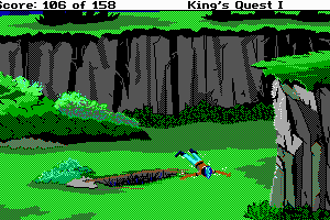 Roberta Williams' King's Quest I: Quest for the Crown 27