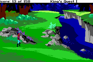Roberta Williams' King's Quest I: Quest for the Crown 2