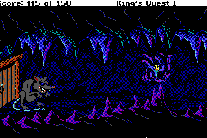 Roberta Williams' King's Quest I: Quest for the Crown 30