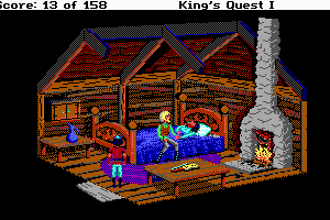 Roberta Williams' King's Quest I: Quest for the Crown 4