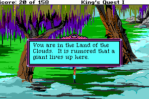 Roberta Williams' King's Quest I: Quest for the Crown 7