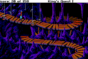 Roberta Williams' King's Quest I: Quest for the Crown 8