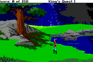 Roberta Williams' King's Quest I: Quest for the Crown 10