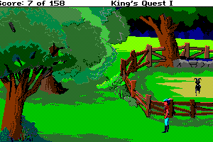 Roberta Williams' King's Quest I: Quest for the Crown 14